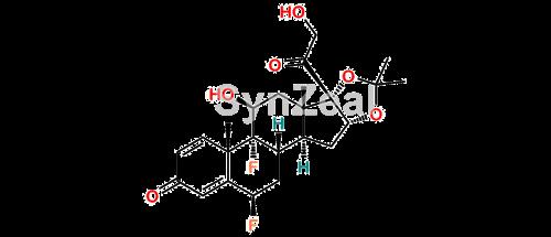 Picture of Fluocinolone Acetonide EP Impurity J