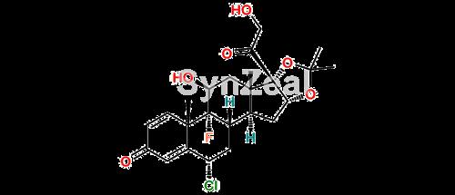 Picture of Fluocinolone Acetonide EP Impurity L