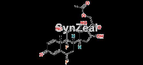 Picture of Fluocinolone Acetonide Impurity 3