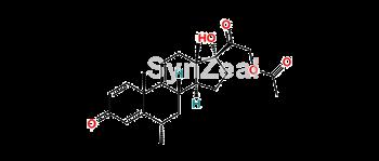 Picture of Delta-9,11-Methylprednisolone acetate