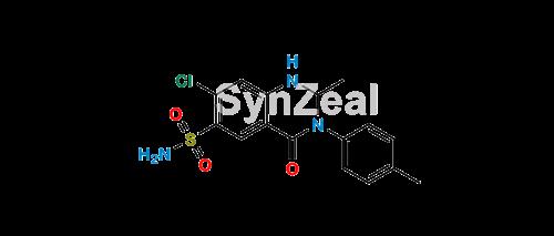 Picture of Metolazone EP Impurity B