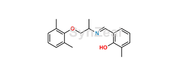 Picture of MexiletineImpurity 1
