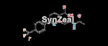 Picture of Fluvoxamine acid N-Acetyl Impurity