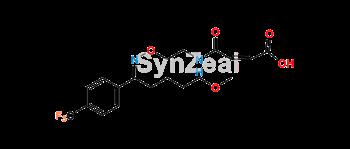 Picture of Fluvoxamine Maleic Acid Monoamide Impurity