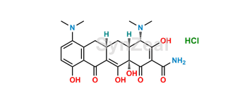 Picture of Minocycline Hydrochloride
