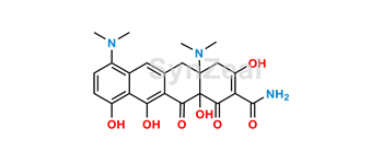 Picture of Minocycline Dehydro Analogue