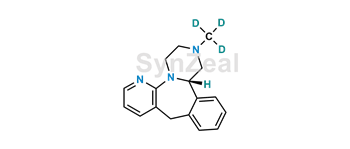 Picture of S-Mirtazapine-d3