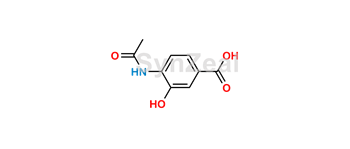 Picture of 4-Acetamido-3-hydroxybenzoic acid