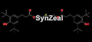 Picture of 2,2'-Thiodiethylene Bis[3-(3,5-di-tert-butyl-4-hydroxyphenyl)propionate]