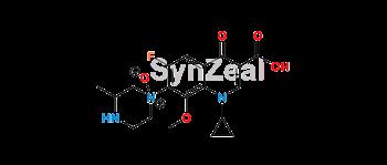 Picture of Gatifloxacin N-Oxide