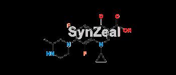 Picture of 8-Demethoxy-8-fluoro Gatifloxacin