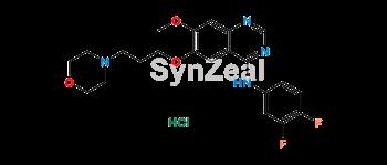 Picture of Gefitinib 3,4-Difluoro Impurity HCl