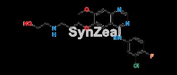 Picture of 3-Desmorpholinyl-3-Hydroxyethylamino Gefitinib