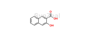 Picture of 3-Hydroxy-2-naphthoic Acid