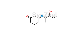 Picture of (E)-3-((3-hydroxypentan-2-yl)imino)cyclohexan-1-one