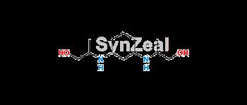 Picture of 2,2'-(cyclohexane-1,3-diylbis(azanediyl))bis(propan-1-ol)