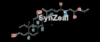 Picture of Glycodeoxycholic Acid Ethyl Ester