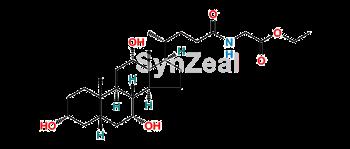 Picture of Glycocholic Acid Ethyl Ester