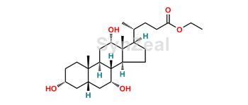 Picture of Cholic Acid Ethyl Ester
