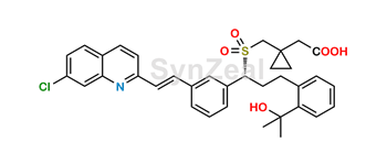 Picture of Montelukast Sulfone