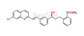 Picture of Montelukast (3S)-Hydroxy Benzoate