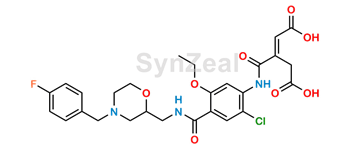 Picture of Mosapride Impurity 7