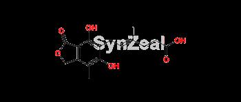 Picture of Mycophenolic Acid O-Desmethyl Impurity
