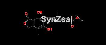 Picture of Mycophenolic Acid O-Desmethyl Methyl Ester