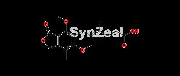 Picture of Mycophenolic Acid O-Methyl Impurity