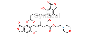 Picture of Mycophenolate Dimer