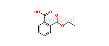 Picture of Monoethyl ester of phthlic acid
