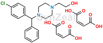 Picture of Hydroxyzine Impurity 7