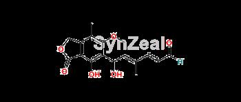 Picture of Mycophenolate Aldehyde Impurity