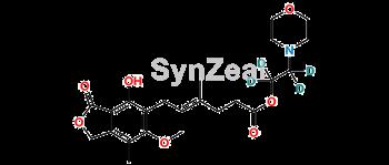 Picture of Mycophenolate Mofetil D4