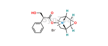 Picture of Hyoscine Butylbromide EP Impurity C