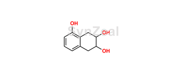 Picture of 5,6,7,8-tetrahydronaphthalene-1,6,7-triol