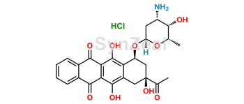 Picture of IdarubicinHydrochloride