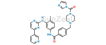 Picture of Imatinib Imidazole Impurity