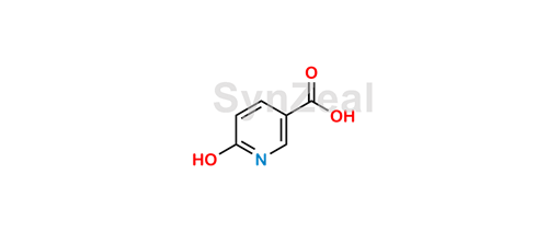 Picture of 6-Hydroxynicotinic acid
