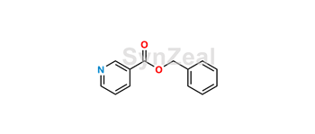 Picture of Nicotinic Acid Benzyl Ester (Benzyl Nicotinate)