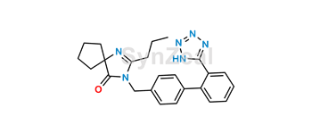 Picture of Irbesartan Propyl Analog