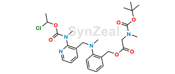 Picture of Isavuconazole Impurity 2