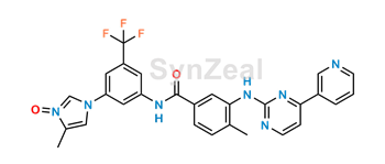 Picture of Nilotinib Imidazolyl N-oxide
