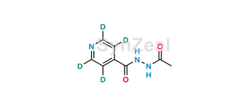Picture of Acetyl Isoniazid D4