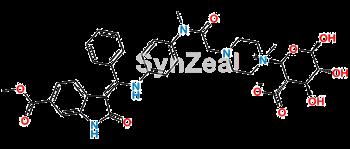 Picture of Nintedanib N-Glucuronide-2