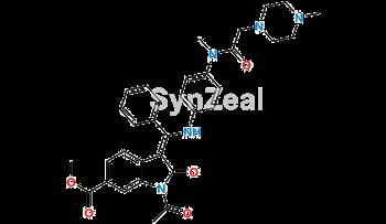 Picture of Nintedanib N-Acetyl Impurity