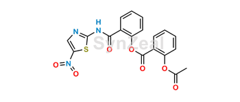 Picture of Nitazoxanide Impurity 2