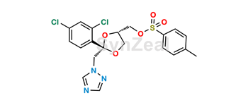 Picture of Itraconazole Impurity 6