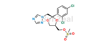 Picture of Itraconazole Impurity 13