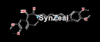 Picture of Ivabradine Impurity 26